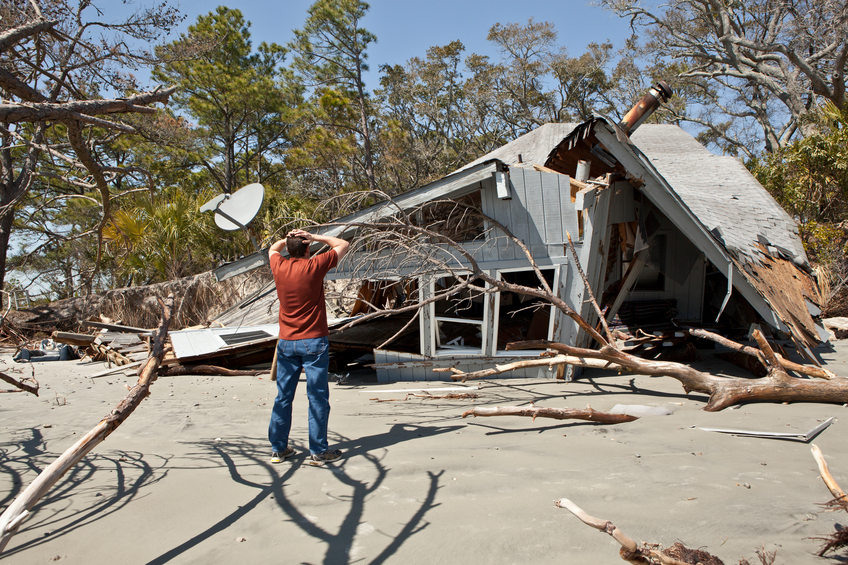 FL Hurricane Damage Insurance Claim